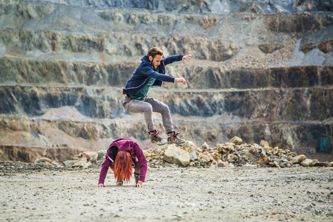 San Francisco Dance Film Festival Films 2017, Sonder, Simona Deaconescu