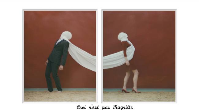 San Francisco Dance Film Festival Films 2017, This is not Magritte (Ceci n'est pas Magritte), Ivan Skorik