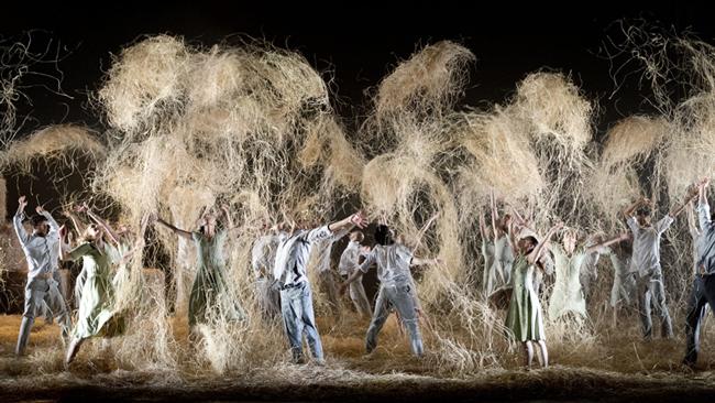 San Francisco Dance Film Festival Live Performance Capture 2017, Midsummer Night's Dream, Alexander Ekman
