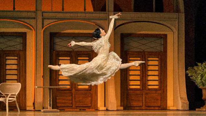 San Francisco Dance Film Festival Live Performance Capture 2017, Mata Hari, Ted Brandsen