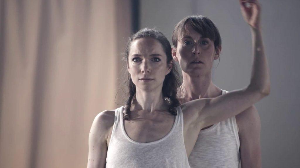 Film still from Ingmar Bergman through the choreographer's eye