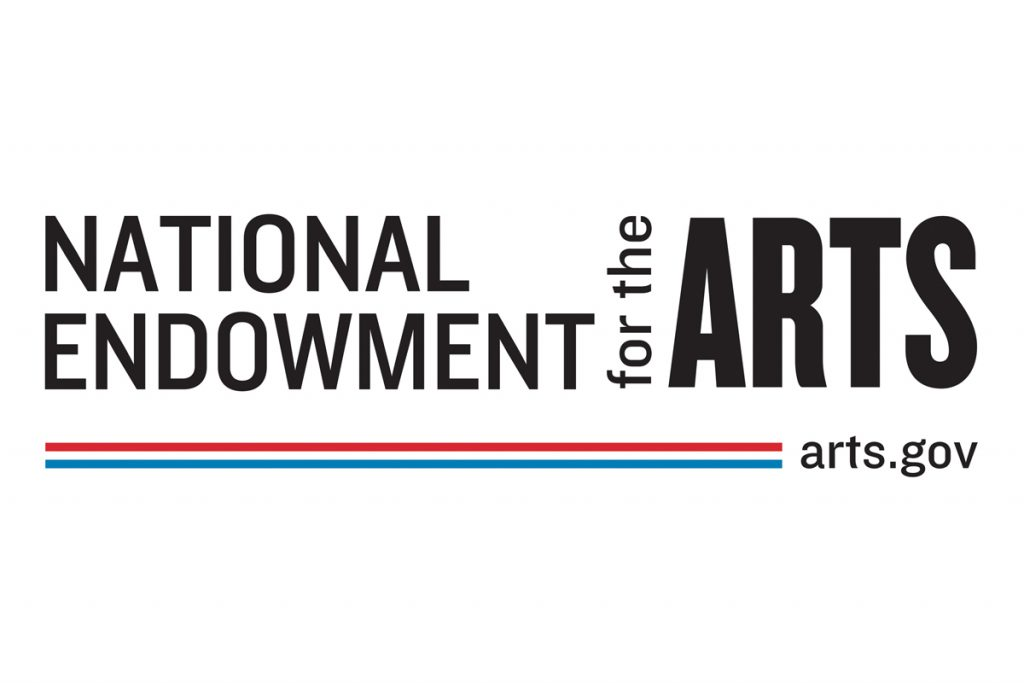 NEA National Endowment for the Arts, Support SFDFF