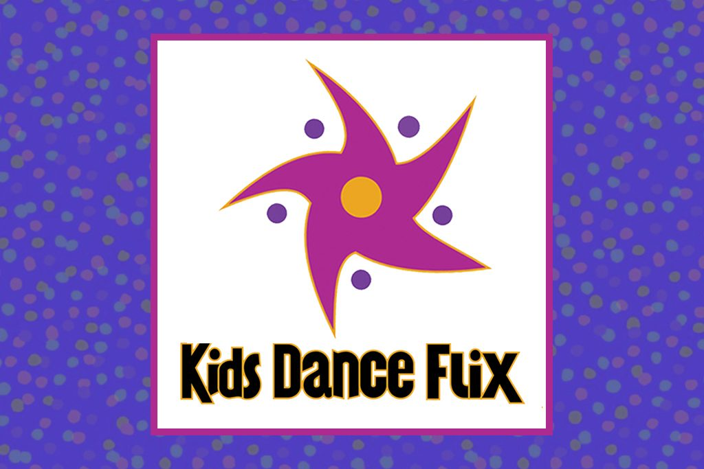 Kids Dance Filx logo