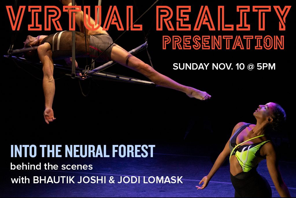 VR Presentation, SFDFF 2019