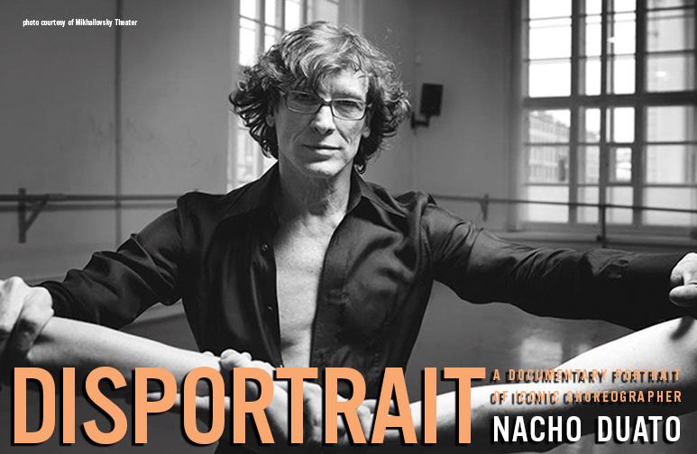 "SFDFF screening of ""Disportrait"" with Nacho Duato"
