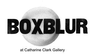 Catharine Clark Gallery BOXBLUR Logo