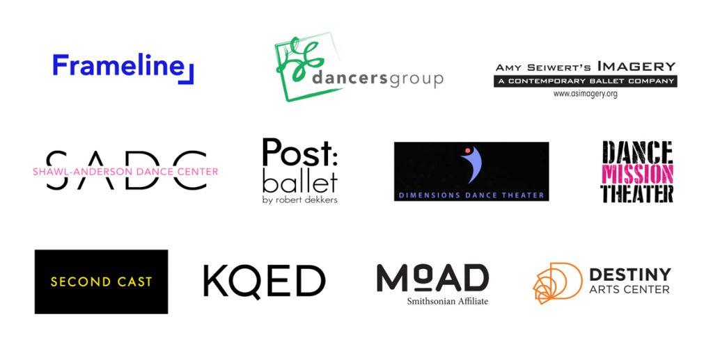 2020 Festival Community Partners 2020